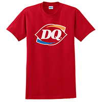 DQ Red Ribbon - Dairy Queen Uniforms, Sportswear, Ad Specialty ...